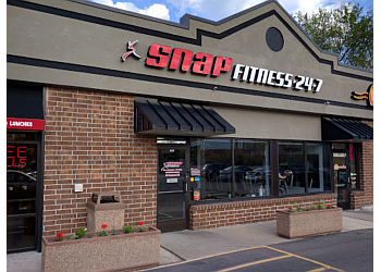 St Paul gym Snap Fitness