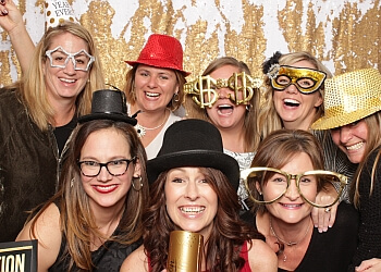 Greensboro photo booth company Snap Post Photo Booth Co