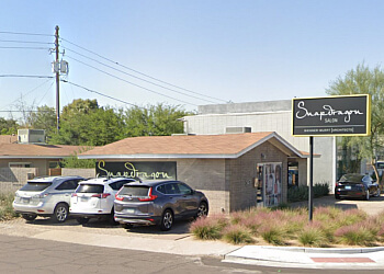 Phoenix hair salon Snapdragon Salon
