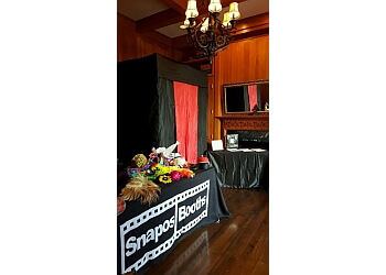 Columbus photo booth company Snapos Booths Photo Booth Rentals