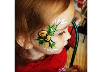 Lakewood face painting Snappy Face Painting