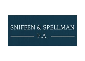 Tallahassee employment lawyer Sniffen & Spellman, P.A.