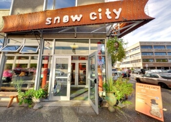 Anchorage cafe Snow City Cafe