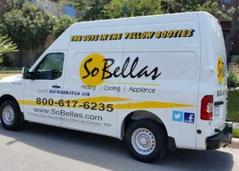 El Paso hvac service SoBellas Home Services