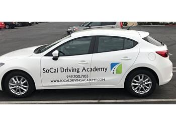 Santa Ana driving school SoCal Driving Academy