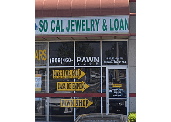 Ontario pawn shop So Cal Jewelry & Loan