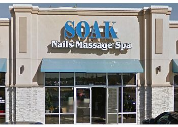 Springfield nail salon Soak Nail Massage Spa