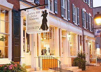 Philadelphia dance school Society Hill Dance Academy
