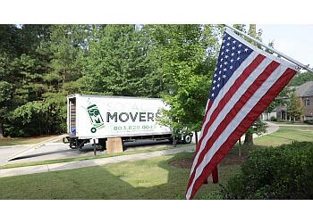 Columbia moving company Soda City Movers