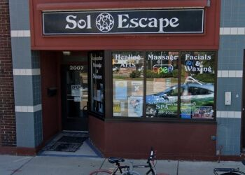 Madison massage therapy SolEscape Healing Arts