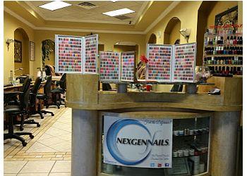 Garland nail salon Sol Nails