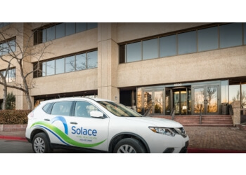 Denver occupational therapist Solace Pediatric Home Healthcare