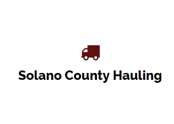 Fairfield junk removal Solano County Hauling