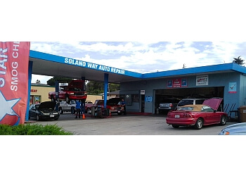 Concord car repair shop Solano Way Auto Repair