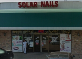 Waco nail salon Solar Nails Salon