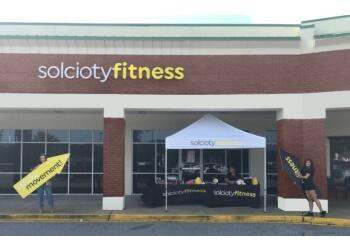 Columbus gym Solcioty Fitness