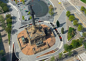 Cleveland landmark Soldiers' and Sailors' Monument