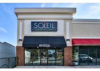 Tallahassee hair salon Soleil 7