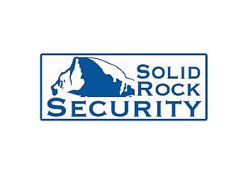 Spokane security system Solid Rock Security
