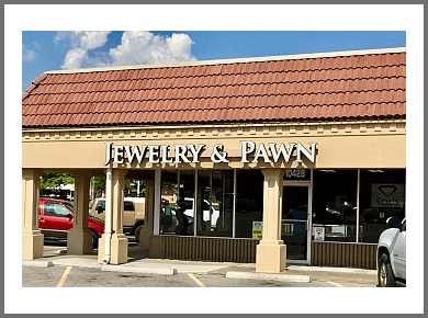 Overland Park pawn shop Sol's Jewelry and Pawn