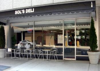 Birmingham sandwich shop Sols Sandwich Shop & Deli