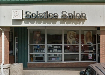 Cleveland hair salon Solstice Salon