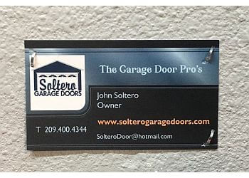 Stockton garage door repair Soltero Garage Doors