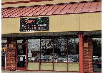 Joliet thai restaurant Som Za Thai
