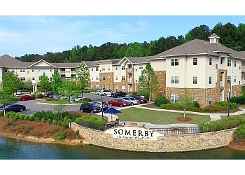Birmingham assisted living facility Somerby at St Vincent's One Nineteen