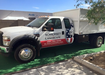 Chandler lawn care service Somerset Landscape Maintenance