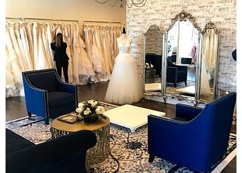 Oceanside bridal shop Something Bleu