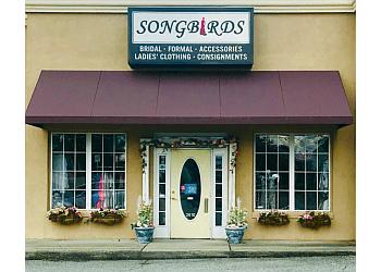 Greensboro bridal shop Songbirds Bridal, Formal & Consignments