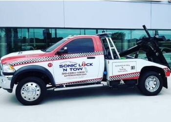 Fort Lauderdale towing company Sonic Lock N Tow, LLC