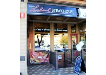 Fort Collins steak house Sonny Lubick Steakhouse