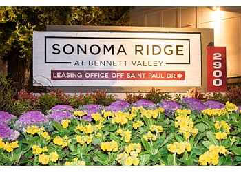 Santa Rosa apartments for rent Sonoma Ridge at Bennett Valley