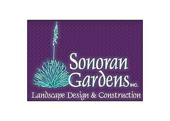 Tucson landscaping company Sonoran Gardens Inc.