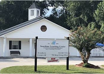 Savannah preschool Sonshine Learning Center