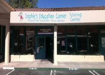 Thousand Oaks tutoring center Sophie's Education Corner