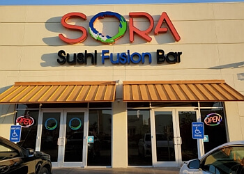 Brownsville sushi Sora Sushi Bar