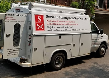 Minneapolis handyman Soriano Handyman Service LLC
