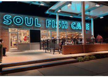 Memphis seafood restaurant Soul Fish Cafe