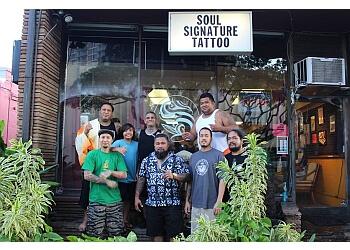 Soul Signature Tattoo