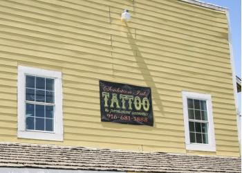 Elk Grove tattoo shop Soulution Ink Tattoos