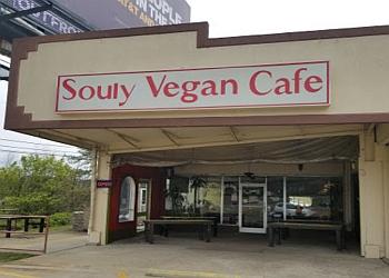 Durham vegetarian restaurant Souly Vegan Cafe