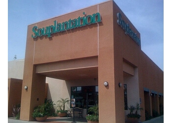 Oceanside vegetarian restaurant Souplantation