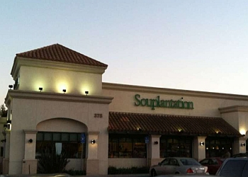 Oxnard vegetarian restaurant Souplantation