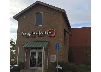 Palmdale vegetarian restaurant Souplantation