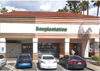 Santa Ana vegetarian restaurant Souplantation