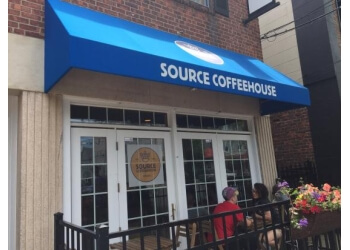 Bridgeport cafe Source Coffeehouse