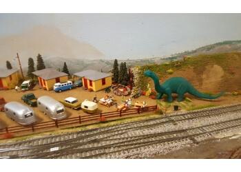 Santa Clara places to see South Bay Historical Railroad Society